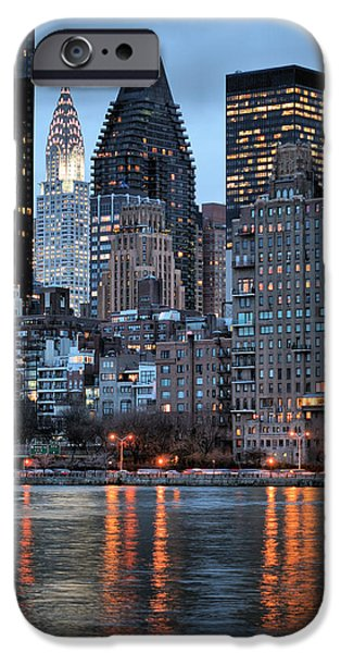 Chrysler iPhone Cases - Perspectives V iPhone Case by JC Findley