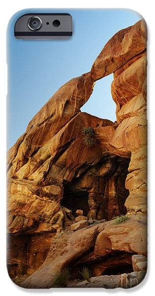 Jordan iPhone Cases - Petra iPhone Case by Jelena Jovanovic