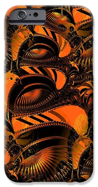 Anastasiya Mixed Media iPhone Cases - Pharaohs Dream iPhone Case by Anastasiya Malakhova