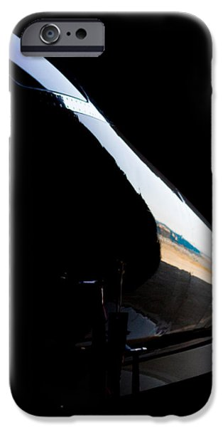 Phenom Reflection iPhone Case by Paul Job