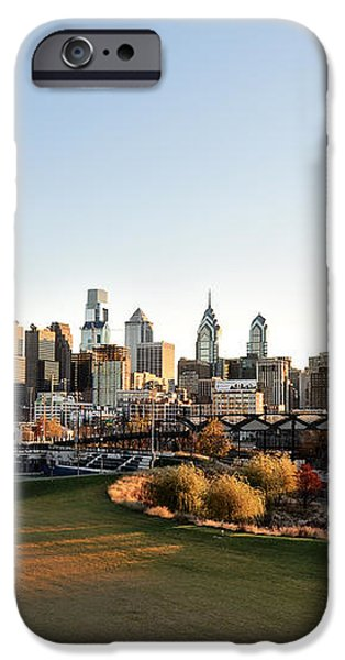 Philadelphia from South Street iPhone Case by Bill Cannon