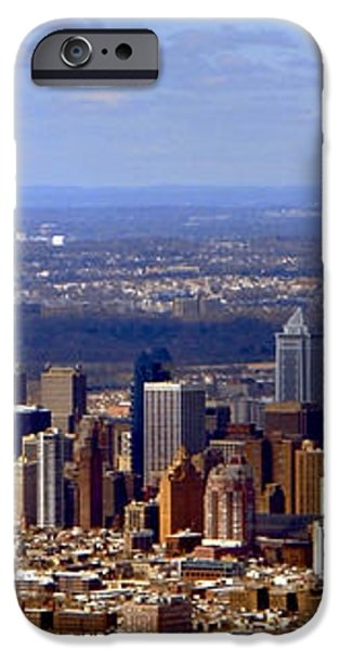 Philadelphia iPhone Case by Olivier Le Queinec