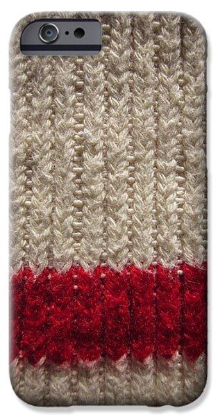 Stripes iPhone Cases - Phone Case 27 iPhone Case by Henri Irizarri