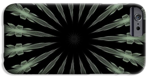 Becky Digital Art iPhone Cases - PhotoArt-2 iPhone Case by Becky Hayes