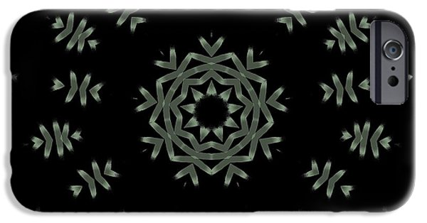 Becky Digital Art iPhone Cases - PhotoArt-5 iPhone Case by Becky Hayes