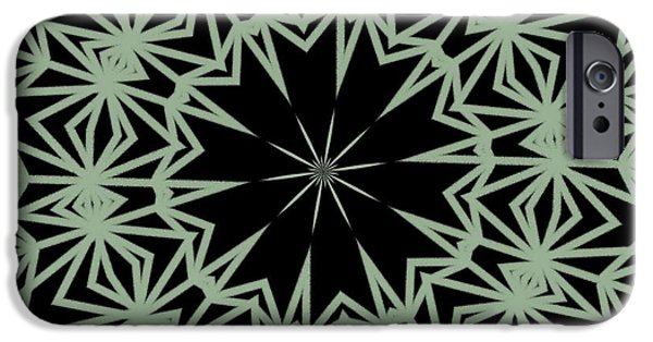 Becky Digital Art iPhone Cases - PhotoArt-6 iPhone Case by Becky Hayes