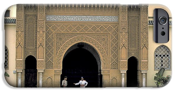 Rabat Photographs iPhone Cases - Photographer iPhone Case by Carl Purcell
