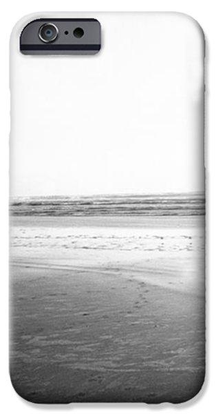 Physical Manifestations - Self Portrait iPhone Case by Jaeda DeWalt
