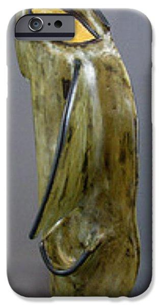 Strange Ceramics iPhone Cases - Picasso iPhone Case by Mario Perron