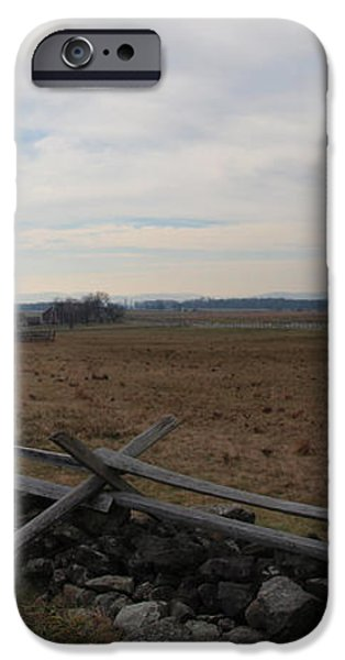 Picketts Charge The Angle iPhone Case by Joshua House