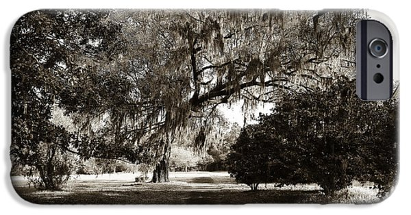 Historic Site iPhone Cases - Pickneys Path iPhone Case by John Rizzuto