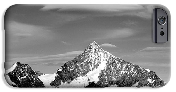 Swiss Horn iPhone Cases - Picture Perfect 2 iPhone Case by Lynn R Morris