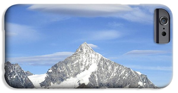Swiss Horn iPhone Cases - Picture Perfect iPhone Case by Lynn R Morris