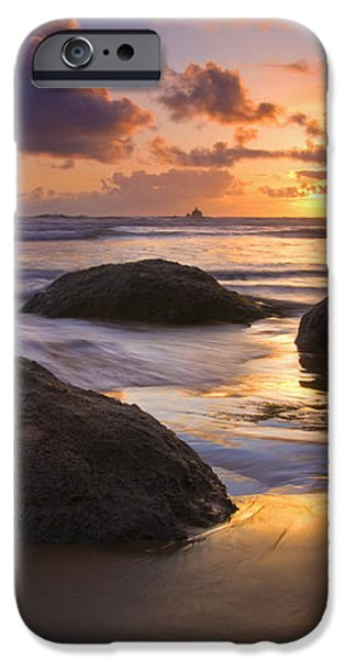 Pieces of Eight iPhone Case by Mike  Dawson