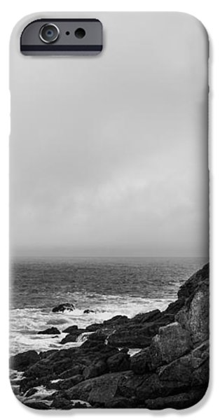 pigeon point lighthouse iPhone Case by Ralf Kaiser