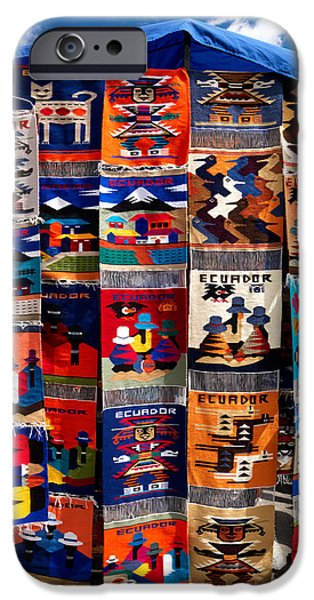 Sheets iPhone Cases - Pillow Covers For Sale At A Handicraft iPhone Case by Panoramic Images