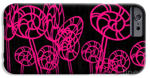 Multimedia iPhone Cases - Pink Lollipops iPhone Case by Tina M Wenger