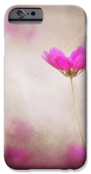 Pink Nouveau iPhone Case by Amy Tyler
