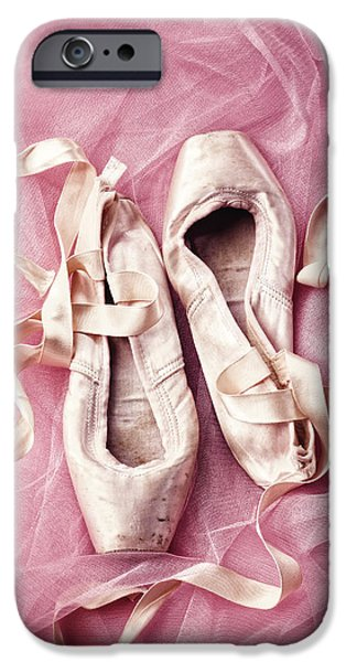 Ballet Dancers Photographs iPhone Cases - Pink Pirouette iPhone Case by Amy Weiss