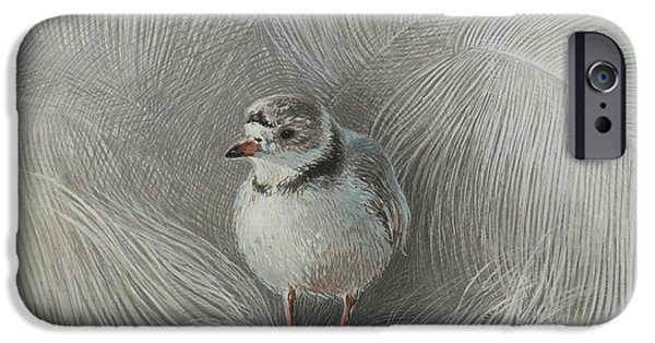Recently Sold -  - White House iPhone Cases - Piping Plover iPhone Case by Ezartesa