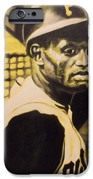 Roberto Paintings iPhone Cases - Pirates Gold iPhone Case by Paul Smutylo