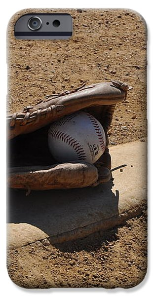 Pitchers Mound iPhone Case by Bill Cannon