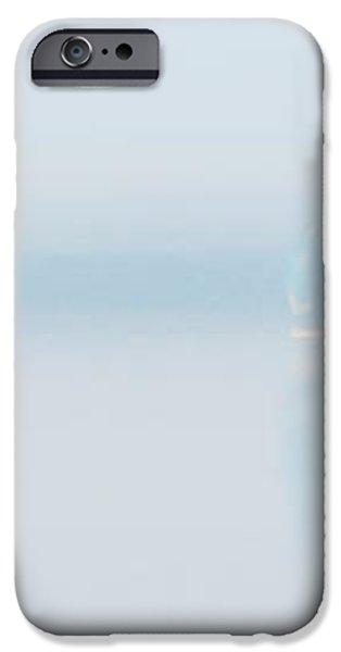 Plain Sailing iPhone Case by Janet Burdon