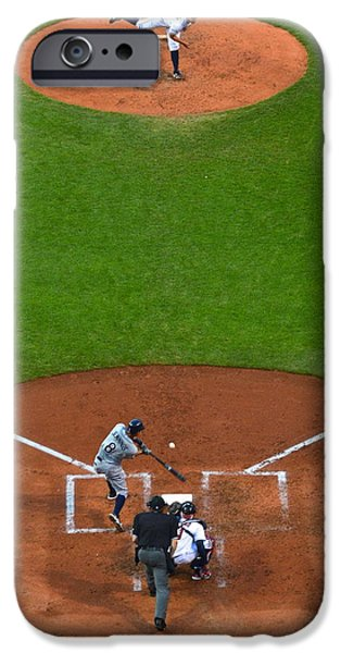 Play Ball iPhone Case by Frozen in Time Fine Art Photography
