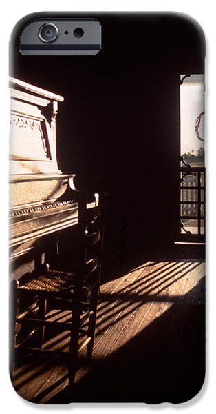 Piano iPhone Cases - Play Me iPhone Case by David and Carol Kelly