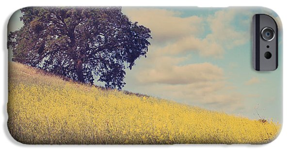 Fields iPhone Cases - Please Send Some Hope iPhone Case by Laurie Search