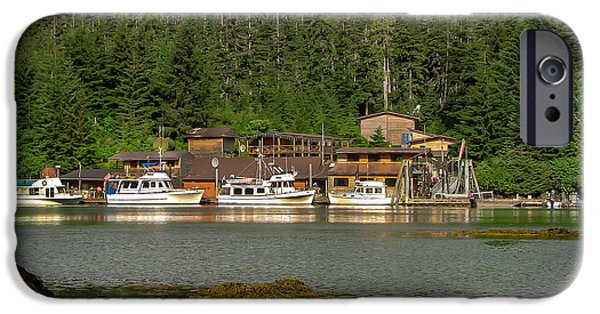 Tongass iPhone Cases - Point  Baker iPhone Case by Robert Bales