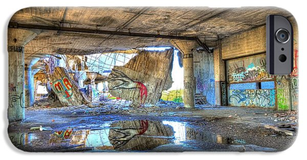Interior Scene iPhone Cases - Pointing the Way iPhone Case by Cindy Lindow