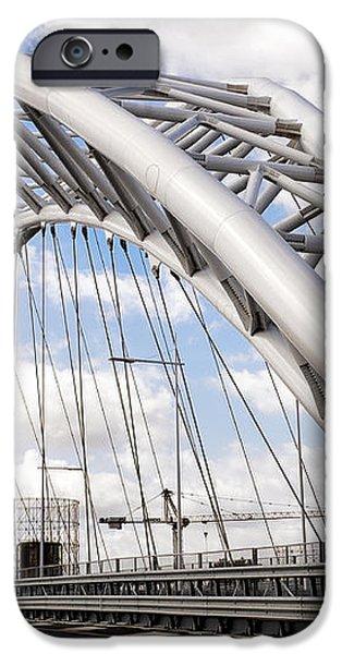 Ponte Settimia Spizzichino iPhone Case by Fabrizio Troiani