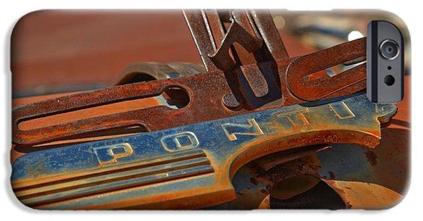 Rust iPhone Cases - Ponti... iPhone Case by Adam Jewell