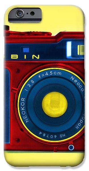 PoP aRt RoBiN iPhone Case by Mike McGlothlen