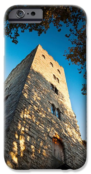 Pope iPhone Cases - Pope John Xxii Tower At Cahors, Lot iPhone Case by Panoramic Images