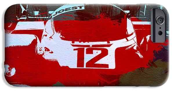 Concept iPhone Cases - Porsche Le Mans iPhone Case by Naxart Studio