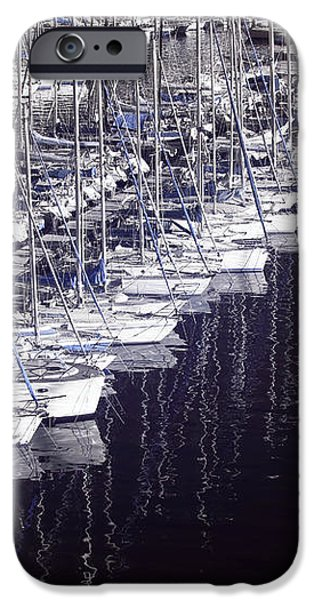 Port Parking iPhone Case by John Rizzuto