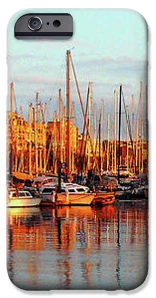 Port Vell - Barcelona iPhone Case by Juergen Weiss