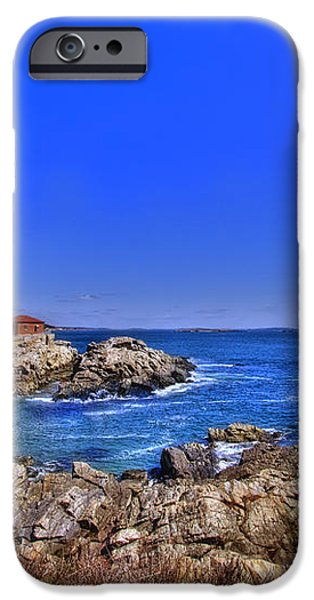 Portland Head Light 4 iPhone Case by Joann Vitali