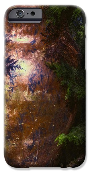 Master Potter iPhone Cases - Potters Clay iPhone Case by Jean OKeeffe Macro Abundance Art