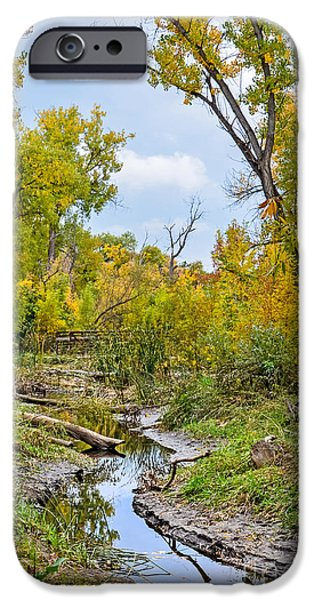 Poudre Walk-2 iPhone Case by Baywest Imaging