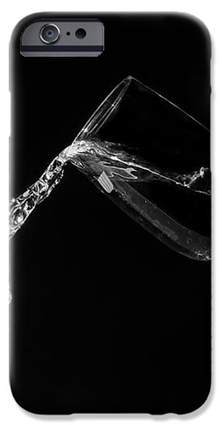 Pour me some wine iPhone Case by Tin Lung Chao