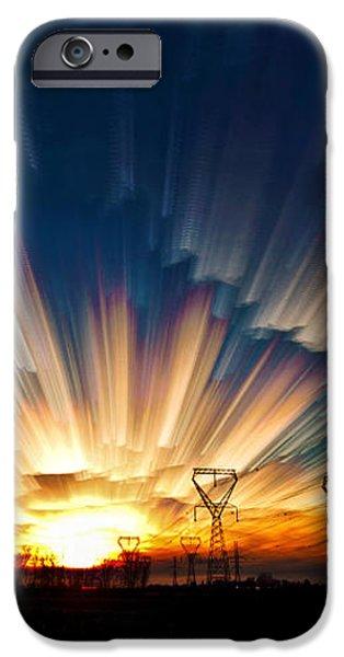 Power Source iPhone Case by Matt Molloy