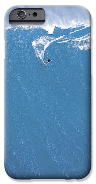 Of Power iPhone Cases - Power Turn iPhone Case by Sean Davey