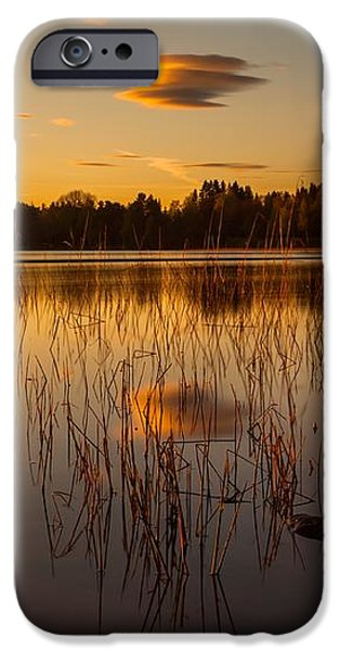 Powerful peace iPhone Case by Rose-Maries Pictures