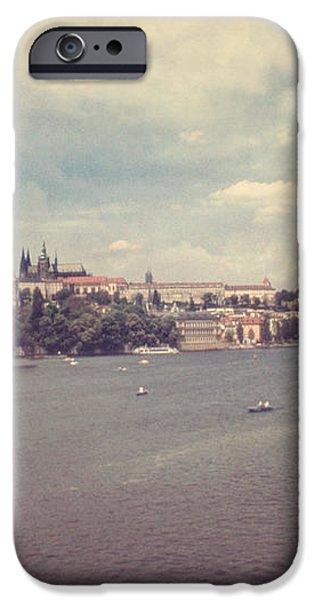Prague Days II iPhone Case by Taylan Soyturk