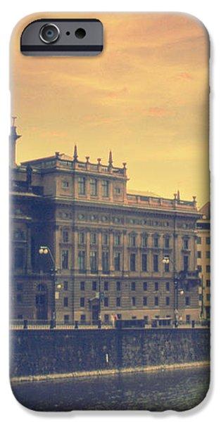 Prague Days iPhone Case by Taylan Soyturk