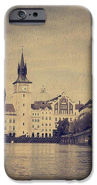 Prague iPhone Case by Jelena Jovanovic