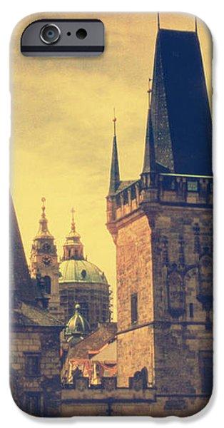 Praha iPhone Case by Taylan Soyturk